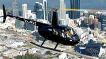 Perth City Helicopter Tour from Hillarys Boat Harbour, Perth, Half-day Tours