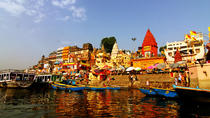 3-Night Private Tour of Agra, the Taj Mahal and Varanasi from Delhi, New Delhi, Multi-day Rail Tours
