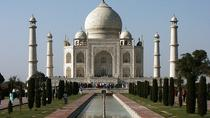 Day-Trip to Agra and Taj Mahal from Delhi by Superfast Train, New Delhi, Private Day Trips