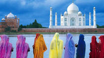 Day Trip to Taj Mahal and Agra Fort and Mehtab Bagh from New Delhi , New Delhi, Day Trips