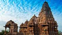 Private 3-Day Tour of Khajuraho from Delhi by Train with Khajuraho Temples, New Delhi, Multi-day...