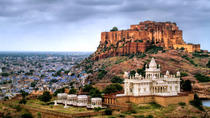 Private Jodhpur City Tour Including Mehrangarh Fort and Jaswant Thada, Jodhpur, Private Sightseeing ...
