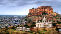 Private Jodhpur City Tour With Mehrangarh Fort and Jaswant Thada, Jodhpur, null