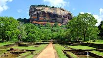 Full-Day Tour of Sigiriya Rock Fortress and Dambulla Cave Temples by Luxury Vehicle, Sigiriya, ...