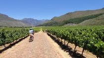 Franschhoek Vignerons Sip und Cycle Bike Tour von Kapstadt, Cape Town, Wine Tasting & Winery Tours