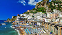 Private transfer from the Amalfi Coast to Rome including 2-3 hrs stop, Amalfi, Private Transfers