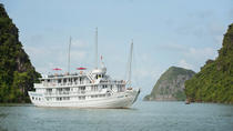 3-Day Halong Bay Cruise with Kayaking, Caves, Pearl Farm, and Floating Village, Halong Bay, ...
