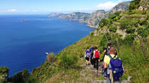 Half-Day Private Amalfi Coast Path of the Gods Hike with Lunch, Amalfi Coast, Hiking & Camping