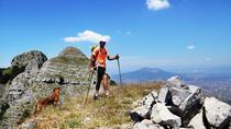 Walk around Faito Mountain, the Highest Point of the Amalfi Coast and Sorrento Peninsula, Sorrento,...