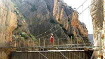 Caminito del Rey Private Half-day Trekking Tour from Malaga or Marbella