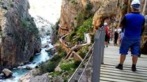 Private Walking Tour in Caminito del Rey, Malaga, City Tours