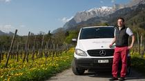 3 Hour Unique Wine Tour - Half Day in Swiss Alps, Schweiziske alper
