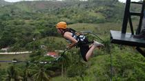 Extreme Swing Adventure in Anamuya , Punta Cana, Ziplines