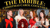 Christmas Carol Cocktails 2017, New York City, Christmas