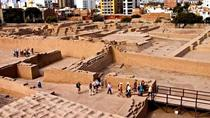 Lima City of Kings Tour and Dinner at Huaca Pucllana, Lima, City Tours