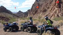 ATV Tour of Lake Mead and Colorado River from Las Vegas, Las Vegas, White Water Rafting & Float ...