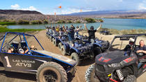 ATV Tour of Lake Mead and Colorado River from Las Vegas, Las Vegas, Day Trips