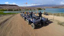 ATV Tour of Lake Mead National Park with Optional Grand Canyon Helicopter Ride, Las Vegas, 4WD, ATV ...