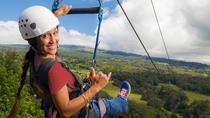 5 Line Zip Tour, Maui, Ziplines