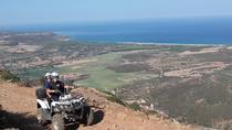 Cagliari: 5-hour Quad Adventure Private Experience Shore Excursion, カリャリ