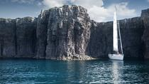 Cagliari: Amazing Mini Cruise Sailboat Private Tour Sleep in, カリャリ