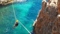 Cagliari: Professional Guided Coasteering Shore Excursion in Chia, Cagliari, Ports of Call Tours