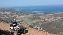 Cagliari: Quad Adventure Full day Private Tour Experience, Cagliari, 4WD, ATV & Off-Road Tours