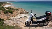 Hidden Coves by Scooter, Cagliari, Vespa, Scooter & Moped Tours