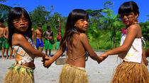Santos: Full Day Shore Excursion Rain Forest and Indian Reservation Tour, Santos, Ports of Call ...