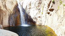 Trekking and Swimming at the Waterfalls, Cagliari, Nature & Wildlife