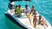 Beach and Water Sports Private Boat Tour, Cancun, Private Sightseeing Tours