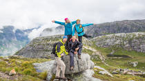Nature Hike in Lofoten, Lofoten, Hiking & Camping
