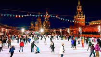 Private 5-hour Winter Walking Tour in Moscow, Moskva