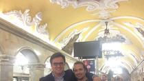 Underground Palaces: Moscow Metro Tour, Moscow, City Tours