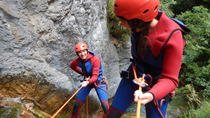 Mount Olympus Canyoning Adventure, Macedonia, Climbing