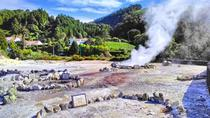 São Miguel, Azores - furnas volcano lake and hot springs, Ponta Delgada, Attraction Tickets