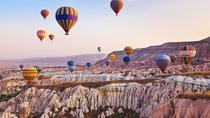 Cappadocia Balloon Flight Over the Red Valley, Goreme, Balloon Rides