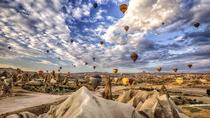 Cappadocia Hot Air Balloon Ride with Small-Group Full-Day City Tour, Cappadocia, Balloon Rides