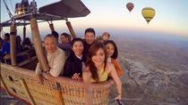 Cappadocia Sunrise Hot Air Balloon with Flight from Istanbul, Istanbul, Balloon Rides