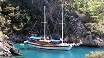 Fethiye to Olympos Cabin Charter 3 Nights 4 Days, Fethiye, Day Cruises