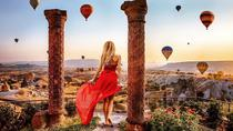 Pre-Sunrise Balloon Flight with Goreme Open-Air Museum and Underground City Tour, Goreme, Balloon ...