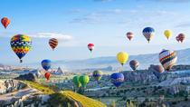 Pre-Sunrise Hot Air Balloon Flight with Underground City and Ihlara Valley Tour, Goreme, Balloon ...
