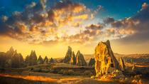 Small-Group Full-Day Cappadocia City Tour with Goreme Open Air Museum, Goreme