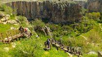 Small Group: Ihlara Valley and Derinkuyu Underground City Tour, Cappadocia, Private Sightseeing ...