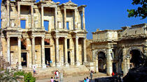 Kusadasi Port to Ephesus - Virgin Mary's House - Temple of Artemis, Selçuk, Half-day Tours