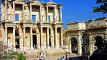 Kusadasi Port to Ephesus - Virgin Mary's House - Temple of Artemis, Selçuk, Private...