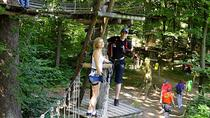 Adventures in Park Aventura in Brasov, Brasov, Obstacle Courses