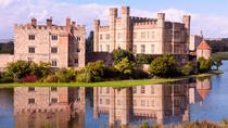 Leeds Castle, including entrance and Canterbury, Brighton, Day Trips