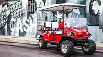 Mural Art Tour of Nashville by Golf Cart, Nashville, Private Sightseeing Tours