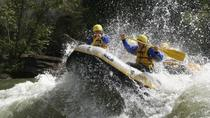 Wildwasser-Rafting Lower New River Schlucht WV, Fayetteville, White Water Rafting